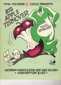 """1978 """"Big Apple Turnover"""""""
