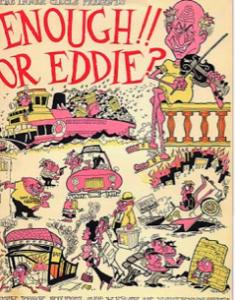 """1985 """"Enough!! or Eddie?"""""""