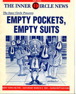 "1991""Empty Pockets, Empty Suits"""