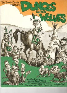 "1992 ""Dunces with Wolves"""