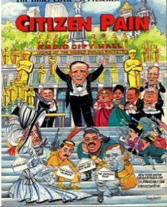 """1997 """"Citizen Pain"""""""