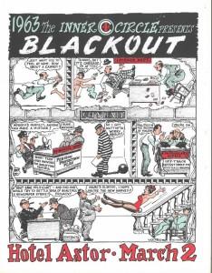 """1963 """"Blackout"""""""
